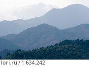 Горный пейзаж Японии (2006 год). Стоковое фото, фотограф Андрей Солодовников / Фотобанк Лори