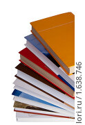 Купить «Книги», фото № 1638746, снято 11 апреля 2010 г. (c) Черников Роман / Фотобанк Лори