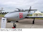 Купить «Як-30», фото № 1645554, снято 22 августа 2009 г. (c) Игорь Жильчиков / Фотобанк Лори