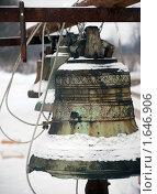 Колокола. Стоковое фото, фотограф Андрей Павлов / Фотобанк Лори