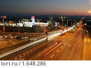 Купить «Израиль. Ночной Афула», фото № 1648286, снято 31 августа 2009 г. (c) Кузнецов Дмитрий / Фотобанк Лори