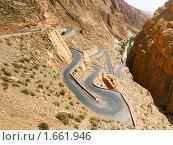 Купить «Марокканский пейзаж», фото № 1661946, снято 22 июня 2009 г. (c) Николай Коржов / Фотобанк Лори