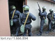 Купить «Операция спецназа», эксклюзивное фото № 1666894, снято 14 апреля 2010 г. (c) Free Wind / Фотобанк Лори