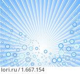 Абстрактный фон. Стоковая иллюстрация, иллюстратор Королева Елена Викторовна / Фотобанк Лори