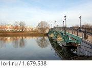 Мост в Царицыно (2010 год). Редакционное фото, фотограф Винокуров Евгений / Фотобанк Лори