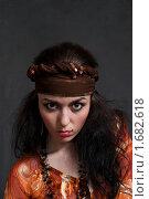 Купить «Цыганка», фото № 1682618, снято 13 апреля 2010 г. (c) Лагутин Сергей / Фотобанк Лори