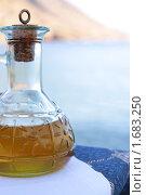 Купить «Оливковое масло», фото № 1683250, снято 5 апреля 2008 г. (c) Екатерина Афанасьева / Фотобанк Лори