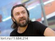 Купить «Сергей Шнуров», фото № 1684214, снято 4 мая 2010 г. (c) Vladimir Kolobov / Фотобанк Лори