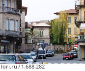 Каннобио, городок в Италии (2006 год). Редакционное фото, фотограф Татьяна Крамаревская / Фотобанк Лори
