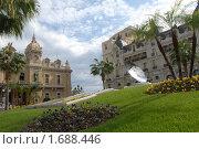 Купить «Монте Карло», эксклюзивное фото № 1688446, снято 21 сентября 2009 г. (c) Svet / Фотобанк Лори