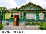 Купить «Краеведческий музей г. Новозыбков, Брянская область», фото № 1688838, снято 9 мая 2010 г. (c) Александр Шилин / Фотобанк Лори