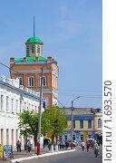 Купить «Водонапорная башня в Муроме», эксклюзивное фото № 1693570, снято 7 мая 2010 г. (c) Яков Филимонов / Фотобанк Лори