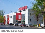 Купить «Магазин Эльдорадо в Муроме», эксклюзивное фото № 1693582, снято 7 мая 2010 г. (c) Яков Филимонов / Фотобанк Лори