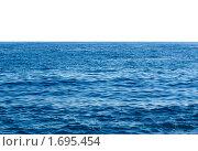 Купить «Море», фото № 1695454, снято 29 августа 2009 г. (c) Дмитрий Ощепков / Фотобанк Лори