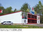 Купить «Мебельный магазин во Владимире», эксклюзивное фото № 1698250, снято 9 мая 2010 г. (c) Яков Филимонов / Фотобанк Лори