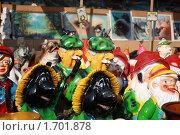 Купить «Выставка глиняных и керамических изделий», фото № 1701878, снято 7 мая 2010 г. (c) Alechandro / Фотобанк Лори