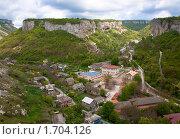 Купить «Бахчисарай (Крым, Украина)», фото № 1704126, снято 8 мая 2009 г. (c) Юрий Брыкайло / Фотобанк Лори