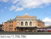 Цирк Чинизелли в Петербурге (2010 год). Редакционное фото, фотограф Валентина Троль / Фотобанк Лори
