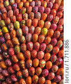 Пасхальные яйца. Редакционное фото, фотограф Завриева Елена / Фотобанк Лори