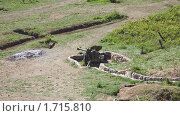 Купить «Сапун-гора, передний край, линия обороны», фото № 1715810, снято 3 мая 2010 г. (c) Parmenov Pavel / Фотобанк Лори