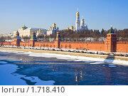 Московский Кремль (2009 год). Стоковое фото, фотограф Алексей Попов / Фотобанк Лори