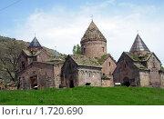 Монастырь Гошаванк, Армения. Стоковое фото, фотограф Татьяна Крамаревская / Фотобанк Лори