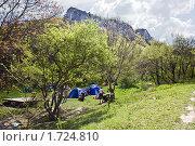 Купить «Лагерь», фото № 1724810, снято 2 мая 2010 г. (c) Parmenov Pavel / Фотобанк Лори