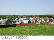 Купить «Подмосковный дачный поселок весной», фото № 1730534, снято 15 мая 2010 г. (c) Елена Ильина / Фотобанк Лори