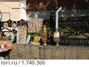 Самовары в Туле (2009 год). Редакционное фото, фотограф Лимонад / Фотобанк Лори