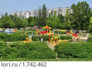 Парк отдыха. Стоковое фото, фотограф Сергей Кулинченко / Фотобанк Лори