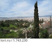Панорама Греции (2010 год). Стоковое фото, фотограф Ушаков Григорий / Фотобанк Лори