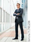 Бизнесмен. Стоковое фото, фотограф Вадим Францев / Фотобанк Лори