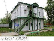 Купить «Дом Кондрата Булавина в Старочеркасской», фото № 1750314, снято 29 мая 2010 г. (c) Александр Тихонов / Фотобанк Лори
