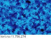 Абстрактный синий фон. Стоковая иллюстрация, иллюстратор Мирослав Лавренцов / Фотобанк Лори