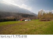 Австрийский вид. Стоковое фото, фотограф Максим Блинов / Фотобанк Лори