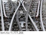 Купить «Зубчатая железная дорога», фото № 1777266, снято 6 мая 2010 г. (c) Владимир Журавлев / Фотобанк Лори