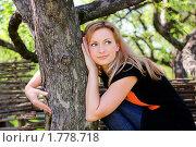 Купить «Портрет девушки», фото № 1778718, снято 3 мая 2008 г. (c) Михаил Лукьянов / Фотобанк Лори