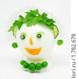 Купить «Украшенное яйцо», фото № 1782678, снято 3 июня 2010 г. (c) Андрей Андреев / Фотобанк Лори