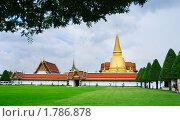 Королевский дворец. Бангкок. Таиланд (2009 год). Стоковое фото, фотограф Дарья Мирошникова / Фотобанк Лори