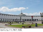 Центральный музей Великой Отечественной войны. Поклонная гора. Москва (2010 год). Редакционное фото, фотограф E. O. / Фотобанк Лори