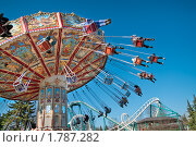 "Парк аттракционов ""Диво-остров"" в Санкт-Петербурге, фото № 1787282, снято 1 мая 2009 г. (c) Кекяляйнен Андрей / Фотобанк Лори"