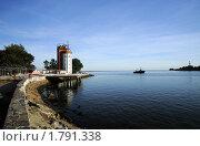 Навигационная башня г. Балтийск Калининградской области. Стоковое фото, фотограф Любовь Сафонова / Фотобанк Лори