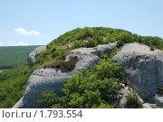 Эски-Кермен (2009 год). Стоковое фото, фотограф Молчанов Сергей / Фотобанк Лори