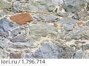 Купить «Каменная стена», фото № 1796714, снято 16 мая 2009 г. (c) Юрий Брыкайло / Фотобанк Лори