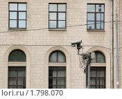 Купить «Фоторадарная камера на фоне старых окон», эксклюзивное фото № 1798070, снято 26 июня 2010 г. (c) Алёшина Оксана / Фотобанк Лори