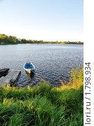 Лодка (2010 год). Редакционное фото, фотограф Эдгард Федотов / Фотобанк Лори