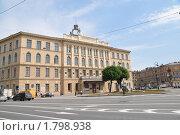 Технологический институт (2010 год). Стоковое фото, фотограф Эдгард Федотов / Фотобанк Лори