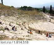 Купить «Театр Диониса (Акрополь, Афины, Греция)», фото № 1814518, снято 29 июня 2007 г. (c) Маргарита Лир / Фотобанк Лори