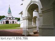 Купить «Москва. Коломенское», фото № 1816786, снято 12 июня 2008 г. (c) Julia Nelson / Фотобанк Лори