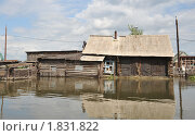 Купить «Наводнение», фото № 1831822, снято 26 июня 2010 г. (c) Free Wind / Фотобанк Лори
